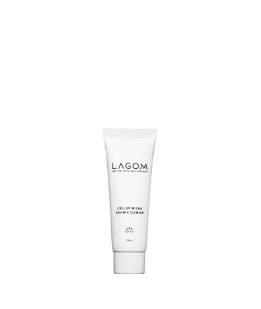 LAGOM CELLUP MICRO FOAM CLEANSER 30ml